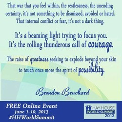 Well-known Brendon Burchard quotes: