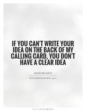 Idea Quotes Brevity Quotes