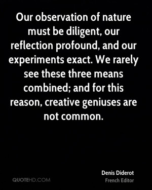 ... means combined; and for this reason, creative geniuses are not common