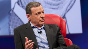 Bob Iger joins Kara Swisher onstage at D9 to talk about Apple, social ...