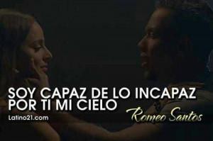 Mi santa-Romeo santos!!!(: