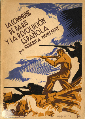 Federica Montseny quot Lamune de Paris y la revoluci n espa ola