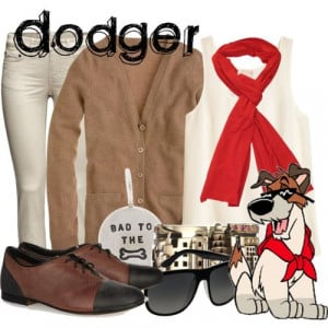 Dodger from Oliver & Company (J.Crew Collection cashmere boyfriend ...