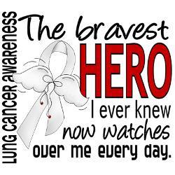 bravest_hero_i_knew_lung_cancer_oval_car_magnet.jpg?height=250&width ...