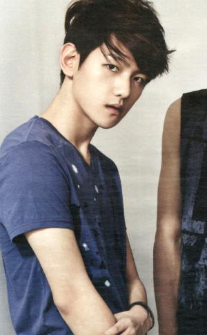 Exo Unofficial Picture Baek Hyun