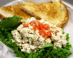 Just in time for Summer.Chicken Salad, it's what's for lunch.Okay ...
