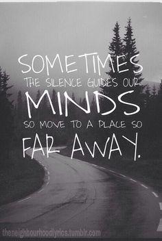 Far away More