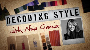 and best-selling fashion author and Project Runway judge, Nina Garcia ...