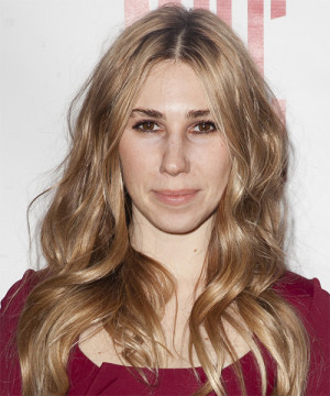 Zosia Mamet Hairstyle - Casual Long Straight Hairstyle - 15613
