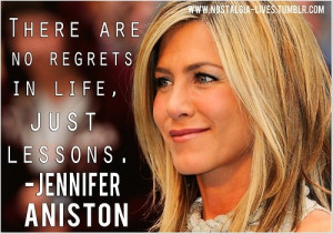 Jennifer aniston, quotes, sayings, life, lessons
