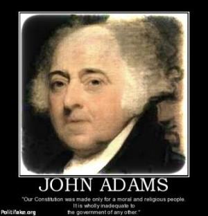 John Adams Quotes On Religion