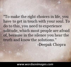 Path of life quotes