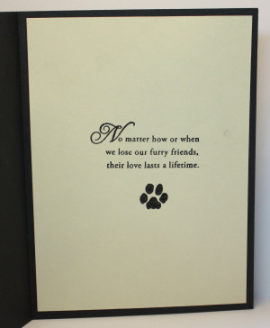 Sympathy Quotes Loss Of Pet. Words Of Sympathy Loss Quotes . View ...