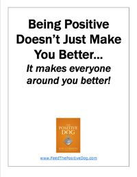 The Positive Dog - Posters