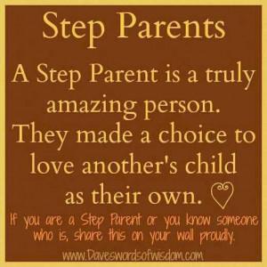love being a stepmom