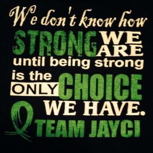 Team Jayci.