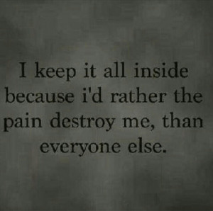 Quotes About Depression And Pain Quotes Depression Suicide