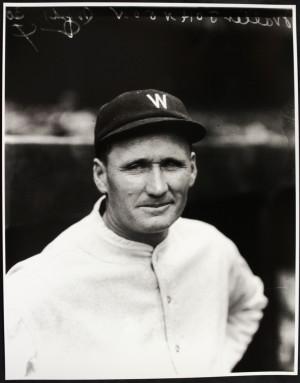 Walter Johnson Baseball