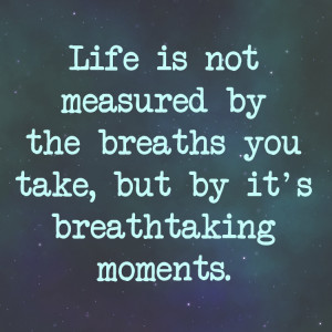 Breathtaking Love Quotes