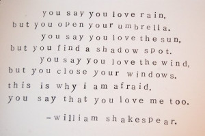 poem, poetry, quote, shakespear, text, vintage