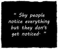 Cute Shy Quotes Depassejones