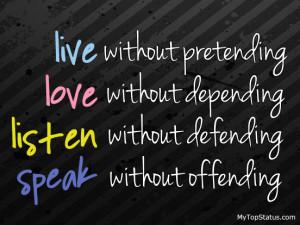 Quotes Listen