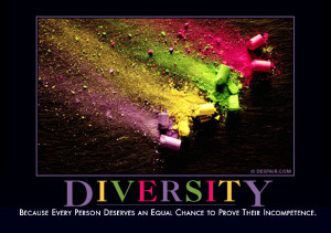 Because every person deserves an equal chance to prove their ...