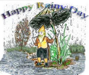 Happy Rainy Day Photos For...