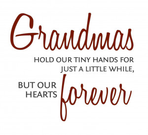 Grandma Poems From Grandchildren