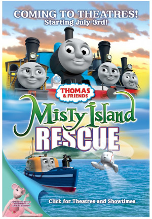 Thomas And Friends Misty Island Rescue 2010 DVDRip XviD-FiCO