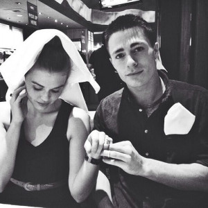 Holland Roden And Colton Haynes Tumblr