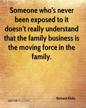 Family business Quotes