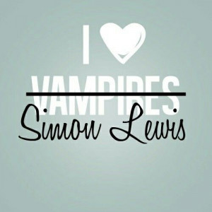 Simon lewis - the mortal instruments
