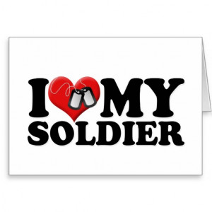 Quotes About Soldiers Love