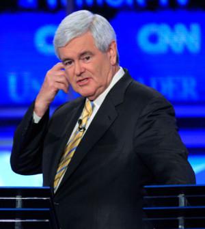 ... Republican 2012 presidential hopefuls met for a New Hampshire debate
