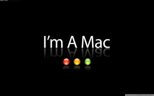 Im A Mac Wallpaper