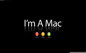 Im A Mac Wallpaper