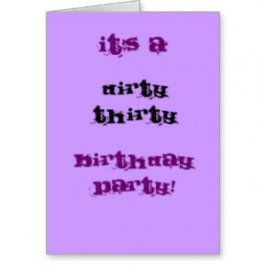 30th Birthday Sayings Quotes And Greetings