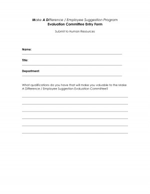 employee suggestion box form template - employee suggestion quotes quotesgram