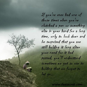 let go, life, quotes