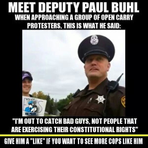 We need more police officers like him!