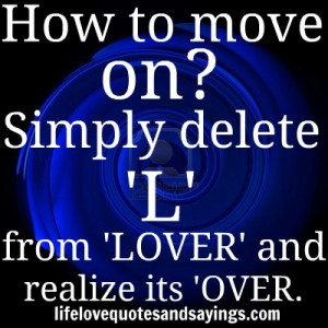 How Move Simply Delete From