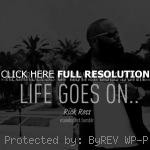 ... quotes, inspiring, sayings, life, move on rick ross, quotes, sayings