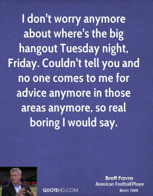 don't worry anymore about where's the big hangout Tuesday night ...