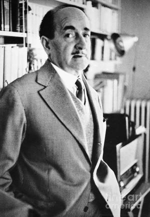 Salvatore Quasimodo Photograph