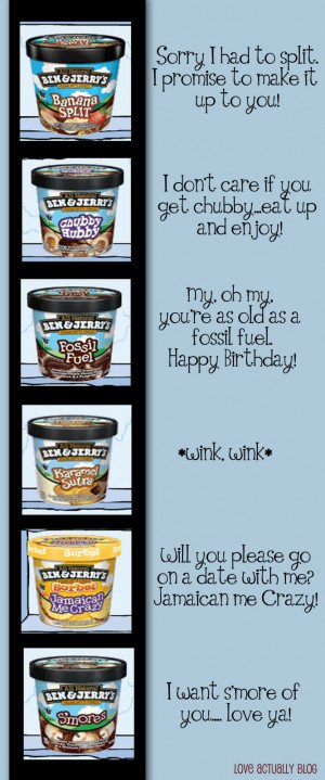 non traditional flavors of ice cream for the ice cream lover in your ...