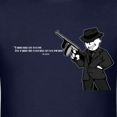 Cool Al Capone quote t shirt