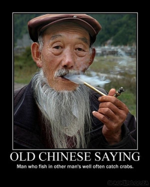 Old Chinese Proverbs