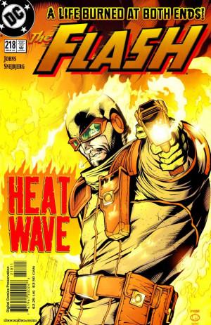heat wave flash