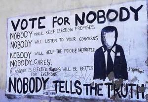 Poll: Japanese Voters Prefer Nobody